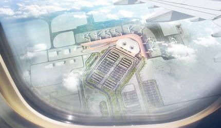 YNB Airport Proposal 01 by M-Salman