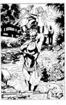 Elektra Assassin by Peskykid