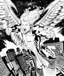 Angel Lineart