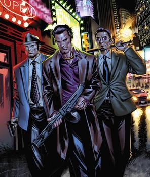 Gangsters B