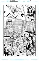 Superman samples PG6 by Peskykid