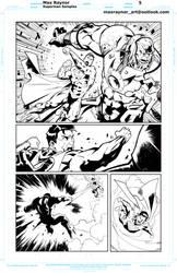 Superman samples PG5 by Peskykid