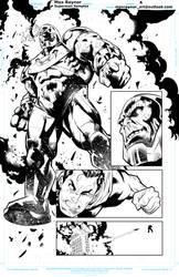 Superman samples PG4 by Peskykid