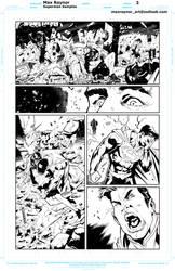 Superman samples PG3 by Peskykid