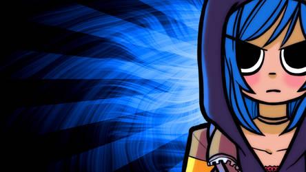 Ramona Comic Wallpaper by Dead4me