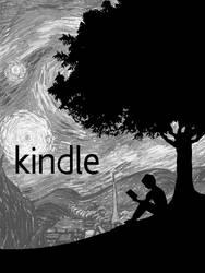 Kindle PW3/Voyage Lockscreen by Dead4me