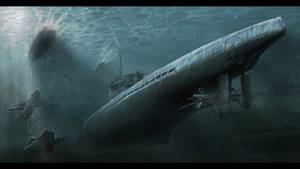 U-boat pict of SH5 by JohannMohr
