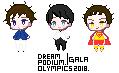 Olympics 2018 Gala!! by Robianna07