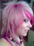 Sweet hair girl?