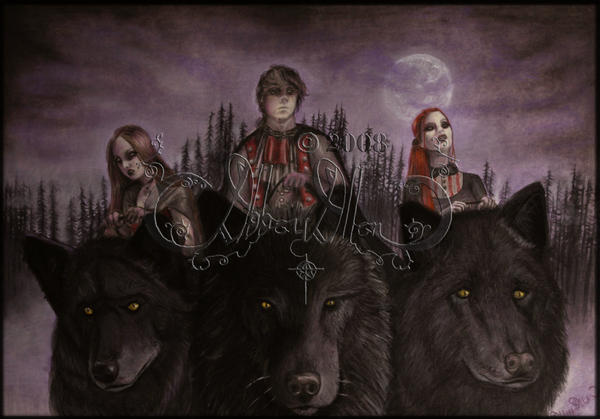 Vampires And Wolfs