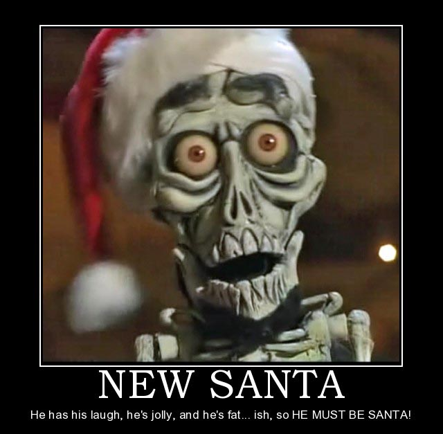 New Santa by funny-pics-club