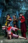 Mai - Avatar: The last Airbender cosplay 1
