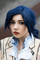 Snow White - The Wolf Among Us cosplay 1 by ShamanLaf