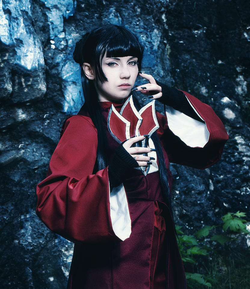 Mai - Avatar: The last Airbender cosplay 3 by ShamanLaf