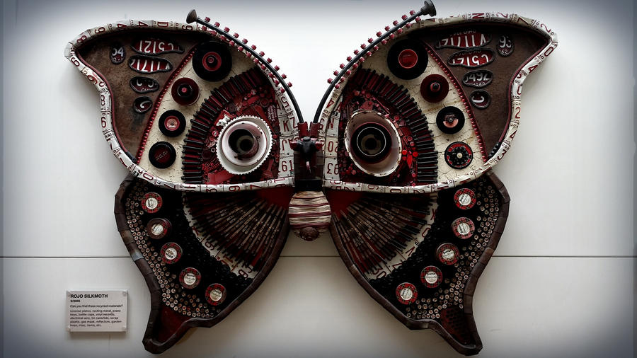 Cosi Butterfly by skandyl