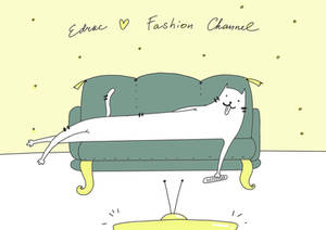 Edrac loves fachion channel ( by carde-app.com )