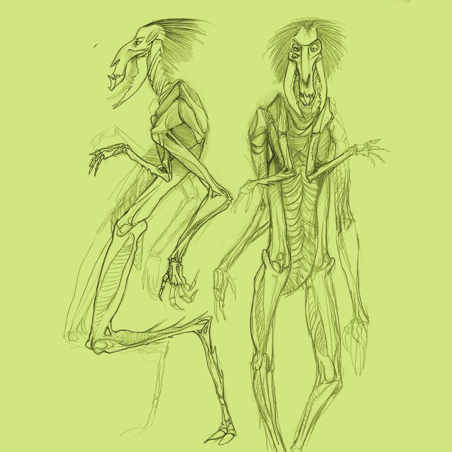 Glasshopper concept by Obman-Veschestv