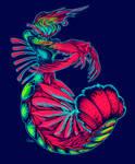Mantis shrimp by Obman-Veschestv