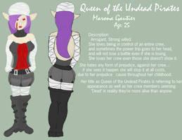 Marona Gautier::Queen Pirate