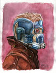 Guardians of the Galaxy - Star Lord (Peter Quill)