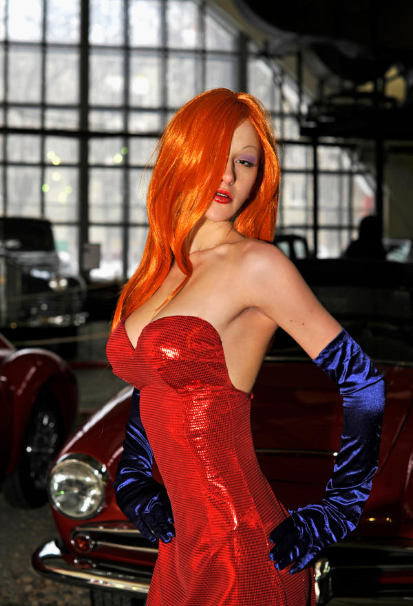 Jessica Rabbit 2 by diacita