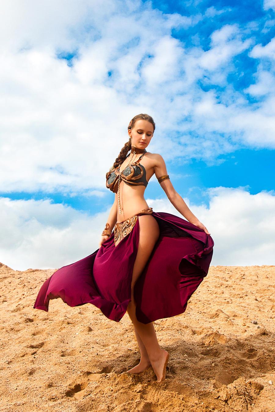 Star Wars - Leia by diacita