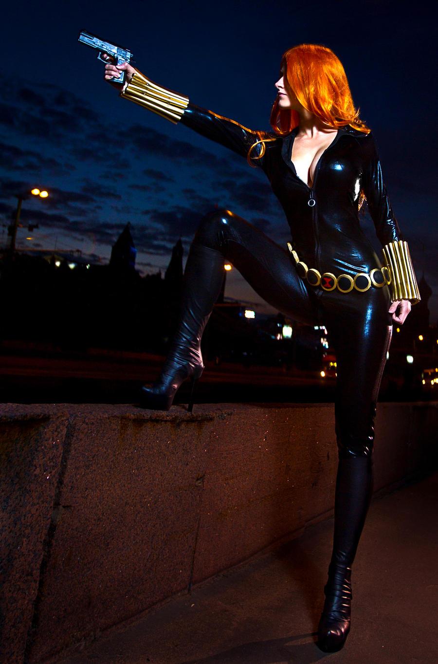 Black Widow by diacita