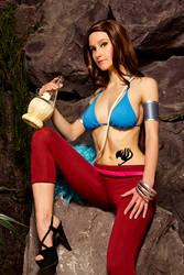 Fairy Tail: Cana Alberona by diacita