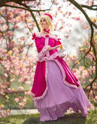 Lucy Heartfilia Fairy Tail by diacita