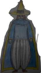 Le(e) Black Wizard by SolidWolff