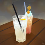 Midnight Cocktails