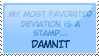 My most favorited... - stamp- by GiniXD