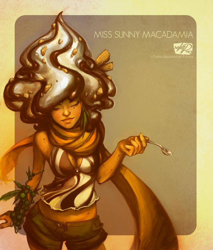 Macadamix by xlopp
