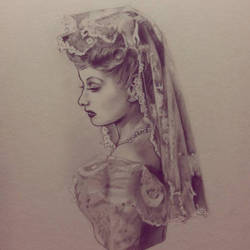 Lucille Ball by SB-Journals