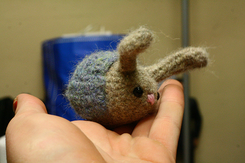 Amigurumi Peter Rabbit : Peter Rabbit Amigurumi by lycanthropica on DeviantArt