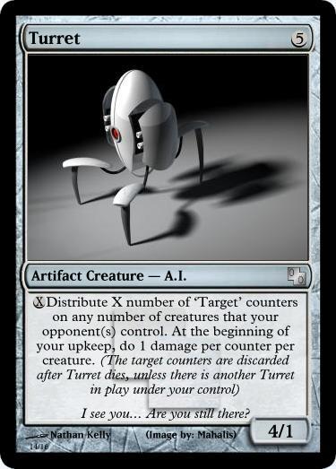 Magic Turret by Talik13