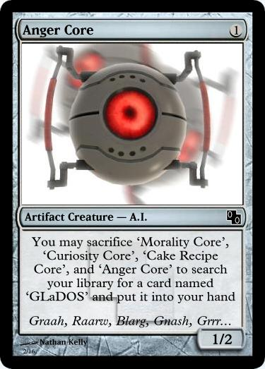 Magic Anger Core by Talik13