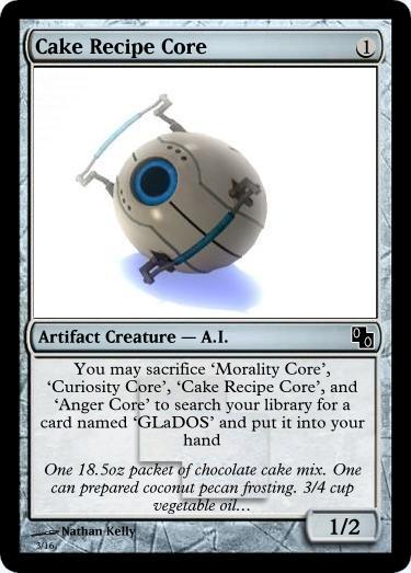 Magic Cake Core by Talik13