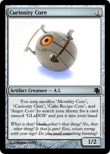 Magic Curiosity Core by Talik13