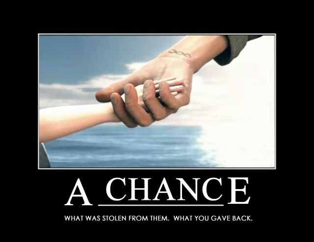 A Chance by Talik13