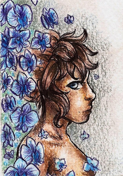ACEO by Drrrakonis