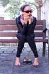 Girl In Black - Feeling the ground (2)