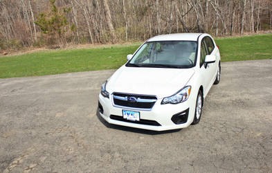 Puck, my '13 Subaru Impreza by wickedryoki