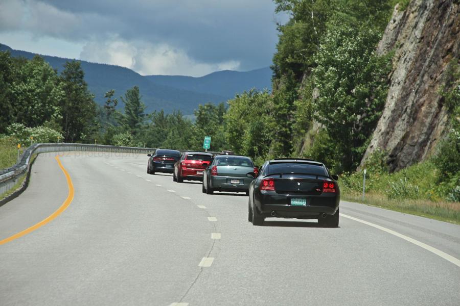 Cruising in the Mountains by wickedryoki