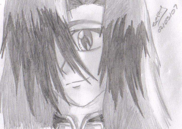 Nana Sketch by MinsunWon