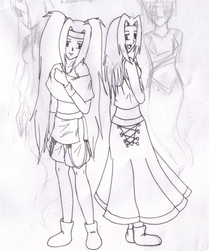 Arlene And Gabura Unfinished by MinsunWon