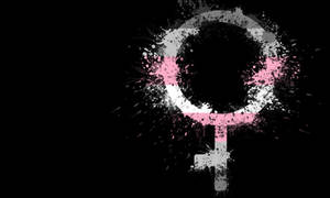 Demigirl Pride Wallpaper