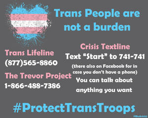#ProtectTransTroops