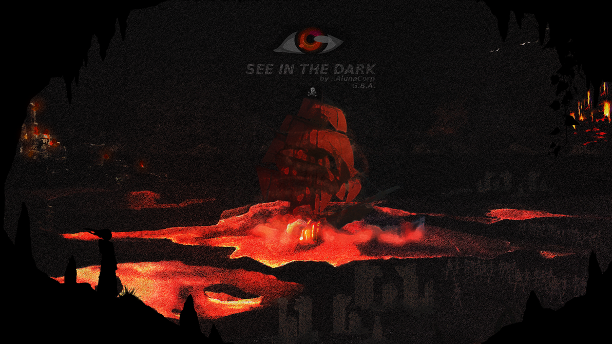 Can u see in the Darkness? by ALunaCorp