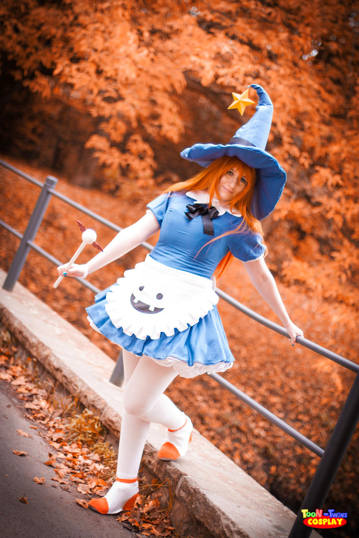 NGE - Asuka (Halloween) by TooN-Twins